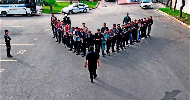 Antalya polisi eğitimden geçti