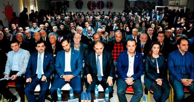 AK Parti İzmir'de 3 ilçe başkanı daha belirlendi