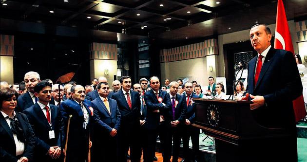 'Yeni Türkiye ellerinizde'