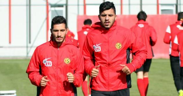 Eskişehirspor'da Diego şoku