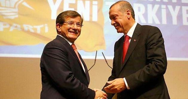 Cumhurbaşkanı Erdoğan ve Davutoğlu hedefine ulaşıyor