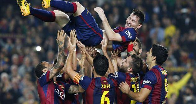 Messi'nin rekoru 600 yıl kırılamaz