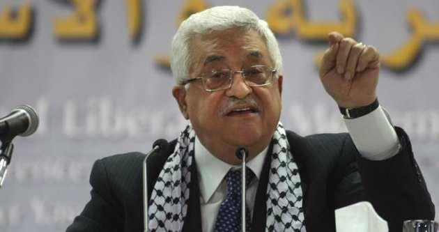 Abbas, Filistin için net konuştu