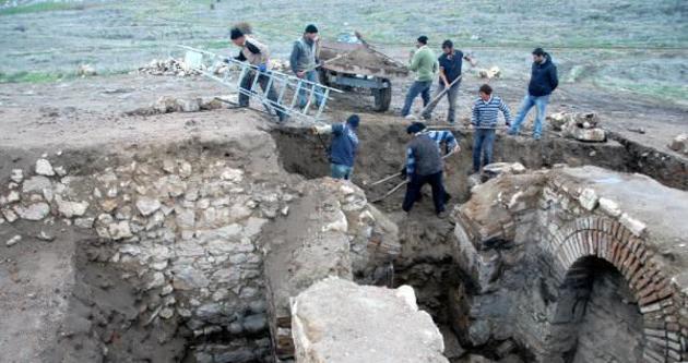 Isparta'da 2 bin yıl önce kurulan sistem