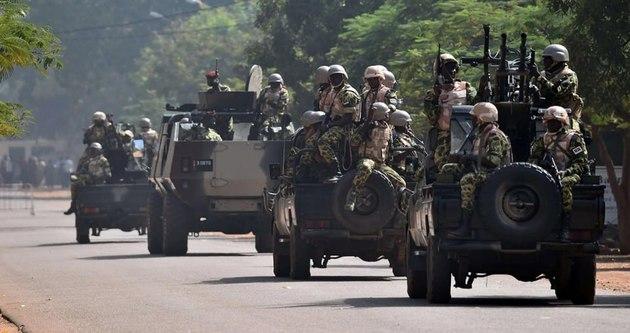 Burkina Faso'da o yasak kaldırıldı