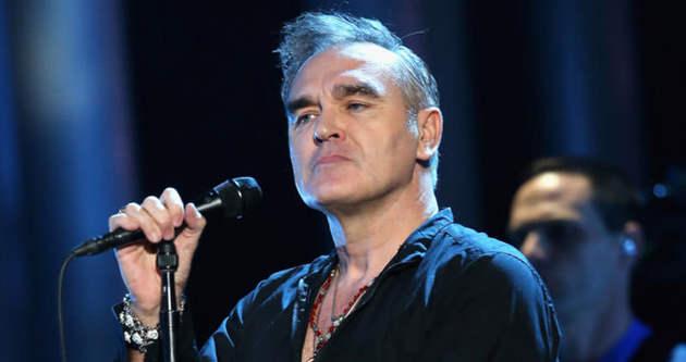 Morrissey konserinde et yasağı uygulanacak