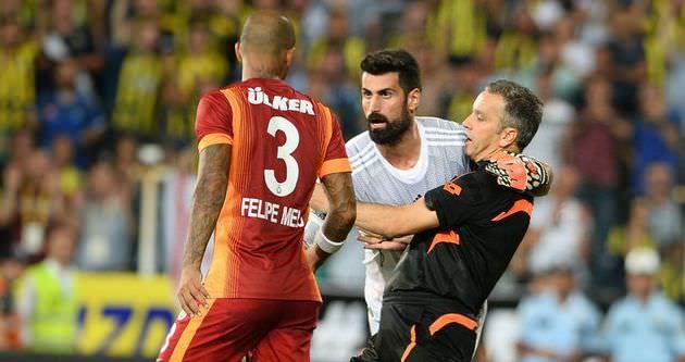 Galatasaray'dan Volkan'a suç duyurusu