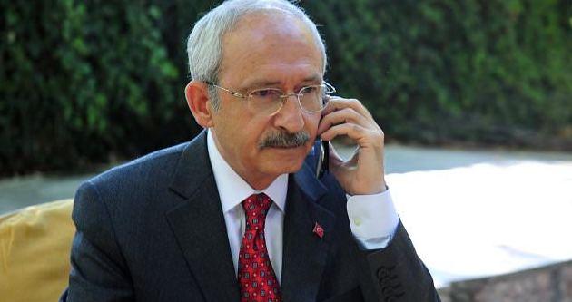 Abdullah Gül'den Kılıçdaroğlu'na taziye telefonu