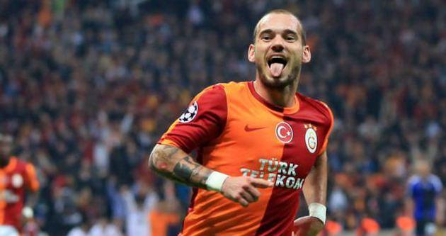 Kafa karıştıran Sneijder açıklaması
