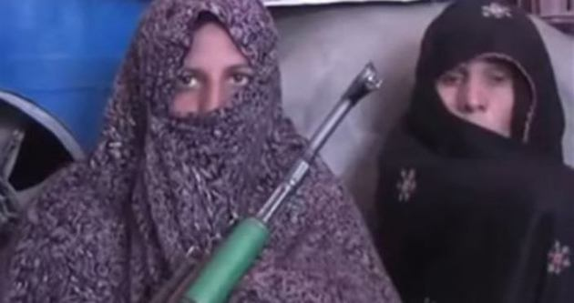 Acılı anne 25 militan öldürdü!