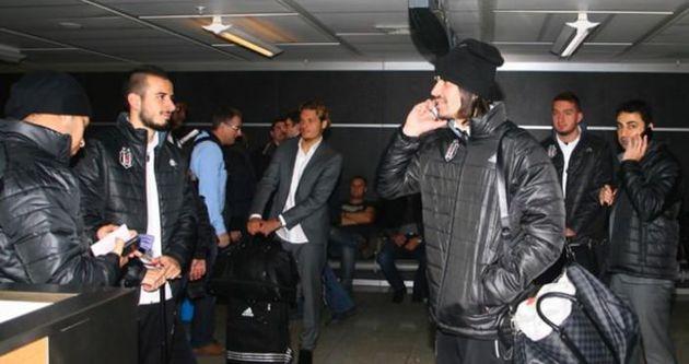 Beşiktaş, Asteras maçı için Yunanistan'da