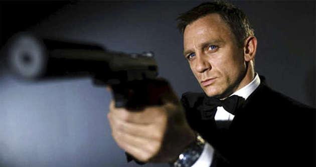 Bond'un çekimleri başlıyor