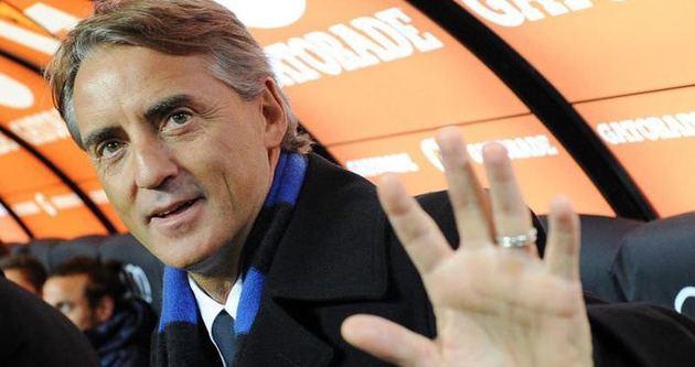 Mancini'den, Galatasaray'a jest