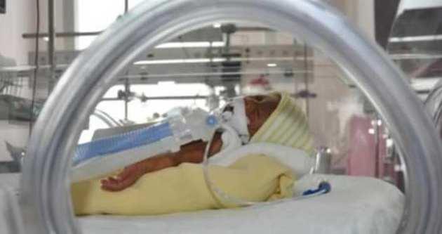 Tıp literatürüne giren bebek doğdu