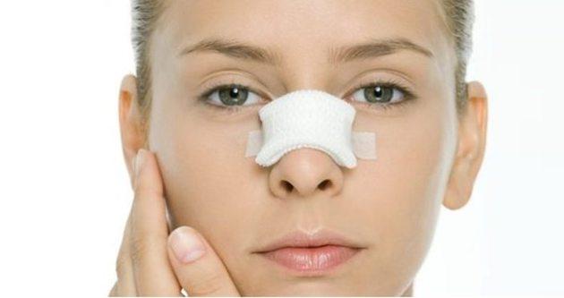 Kadınlar en çok burnunu yaptırıyor