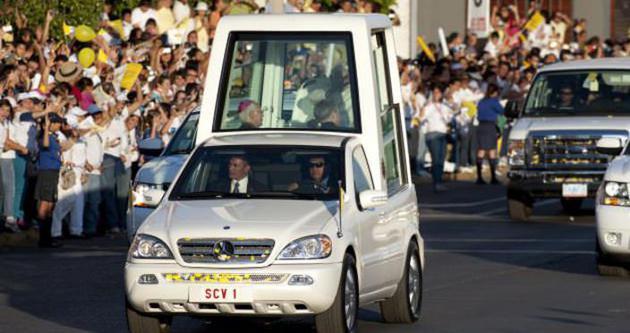 Papa'nın Fiat Albea isteği geri çevrildi