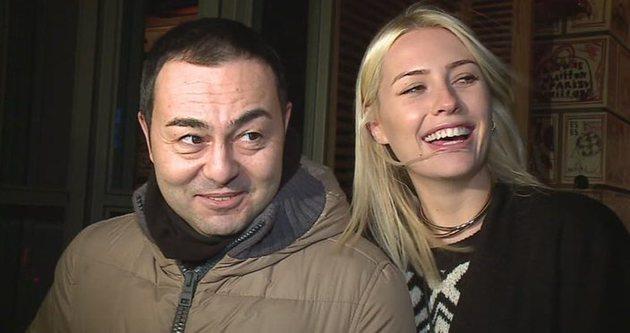 Serdar Ortaç'tan eşi hakkında şaşırtan açıklama