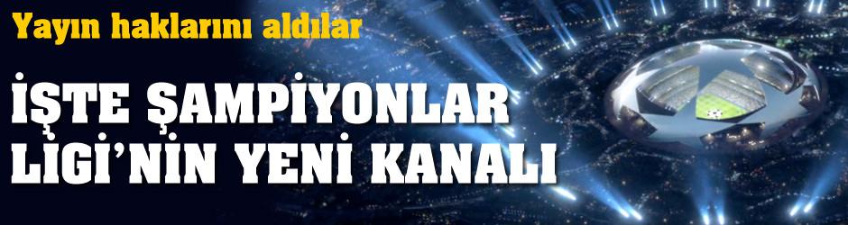 Şampiyonlar Ligi'ni yayın hakkı Türk Telekom'da