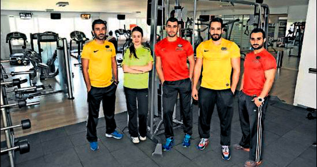 Sağlıklı sporun adresi The Core Sport Center