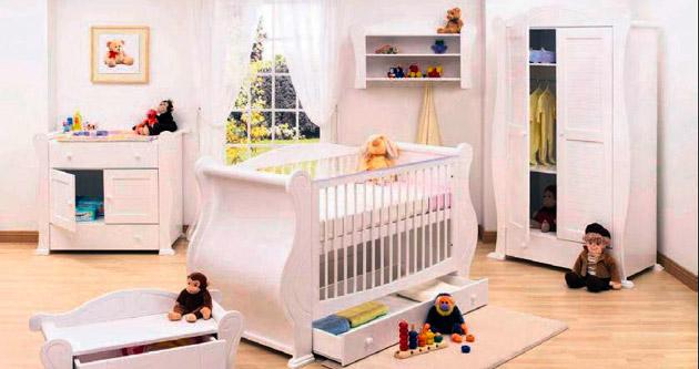 Bebek odasında güvenlik önemli