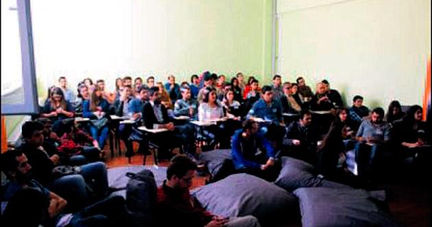 Girişim 35 Çalıştayı gençleri buluşturdu