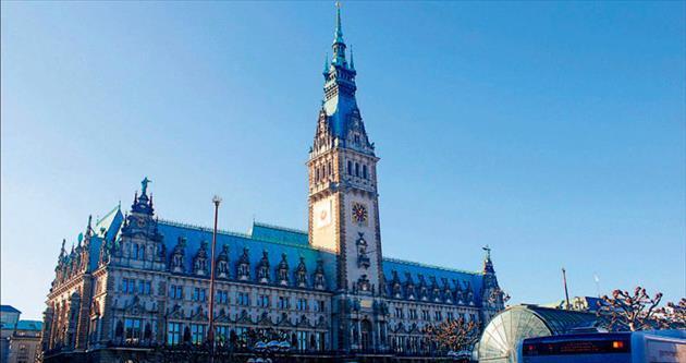 Hamburg sokakları keşfedilmeyi bekliyor