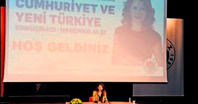 Özgür insanların ülkesi Türkiye