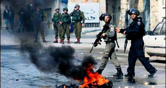 İsrail polisi 'öldürmek için ateş ediyor'