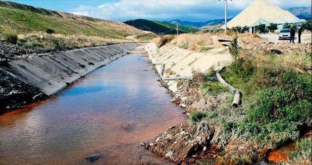 Akın İpek'in madeninde 500 ton siyanür faciası