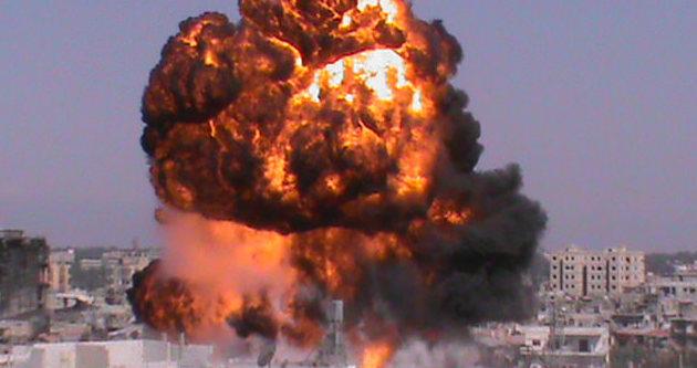 Rakka hava saldırısında 130 ölü