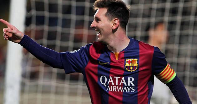 Messi'nin rekor mutluluğu