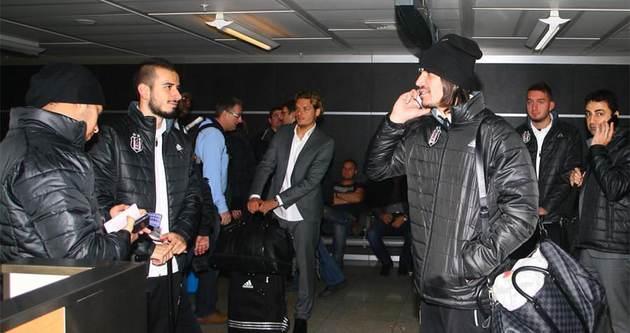 İşte Beşiktaş'ın Asteras kadrosu