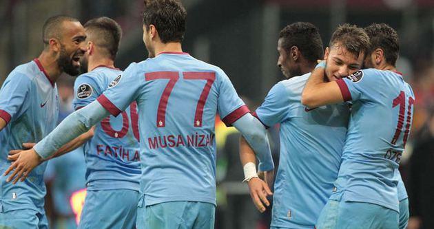 Trabzonspor, tur peşinde