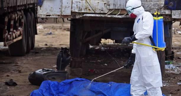 Ebola yaklaşık 6 bin can aldı!