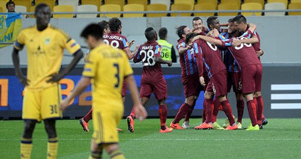 Trabzonspor - Metalist Kharkiv