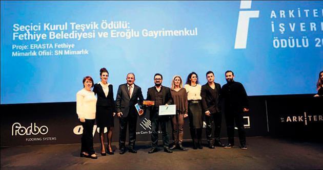 AVM Fethiye'ye ödül getirdi