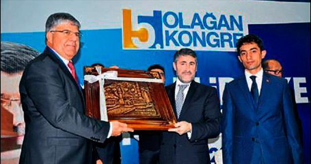 AK Parti Tarsus'ta Yıldız yine başkan