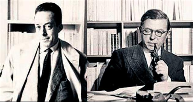 Camus'den Sartre'a 'artistik' mektup