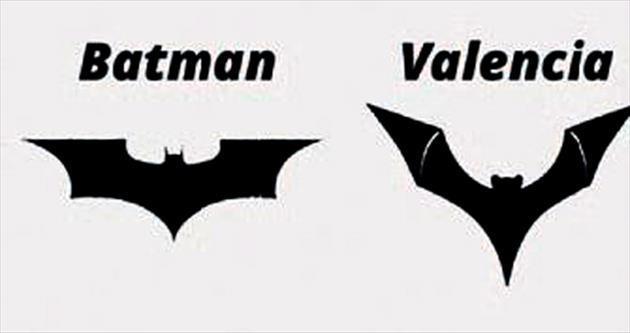 Batman Valencia'dan şikayetçi
