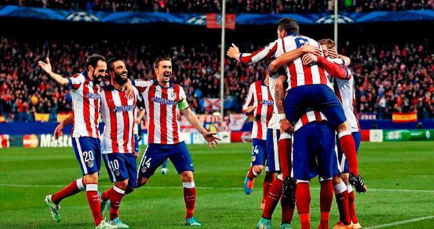 Atletico'nun intikamı