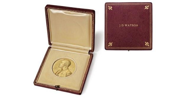 Nobel Ödülü'nü açık artırmaya çıkarıyor