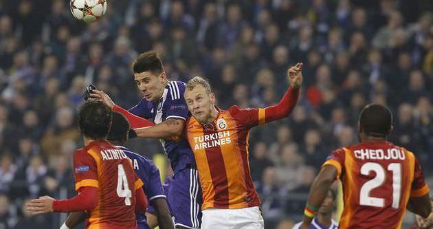 Yazarlar Anderlecht-Galatasaray maçını yorumladı