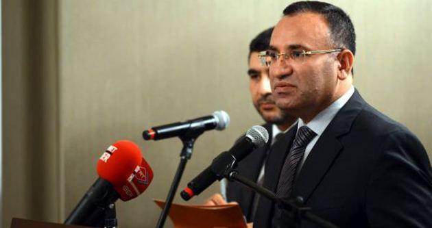 Bakan Bozdağ'dan 'yayın yasağı' açıklaması