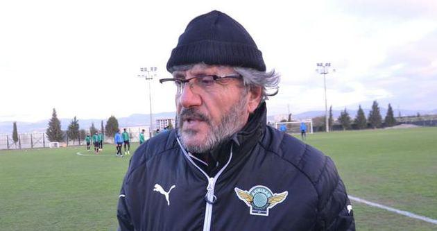 Mustafa Reşit Akçay:Konyaspor ile yapacağımız maç zor olacaktır