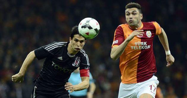 Beşiktaş - Galatasaray maçı için karar