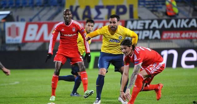 Beşiktaş turu garantiledi