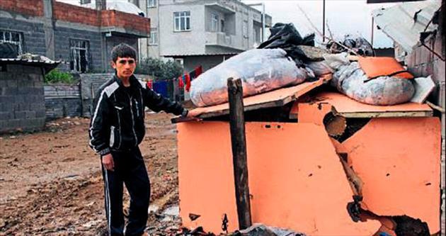 Talihsiz Abdulsamet ölümle pençeleşiyor