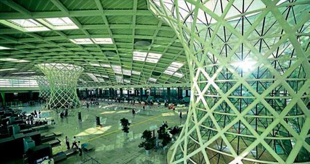 Yeni terminale tasarım ödülü