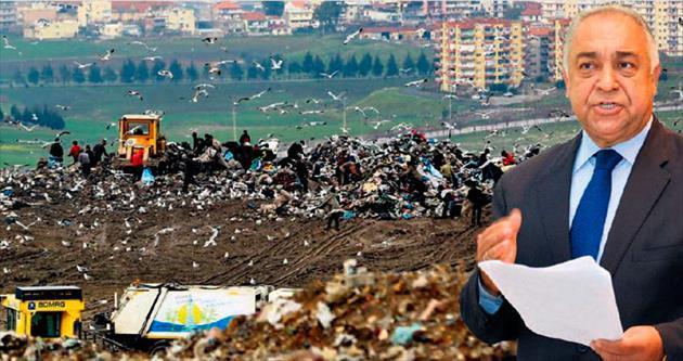 İzmir çöple mi yaşayacak
