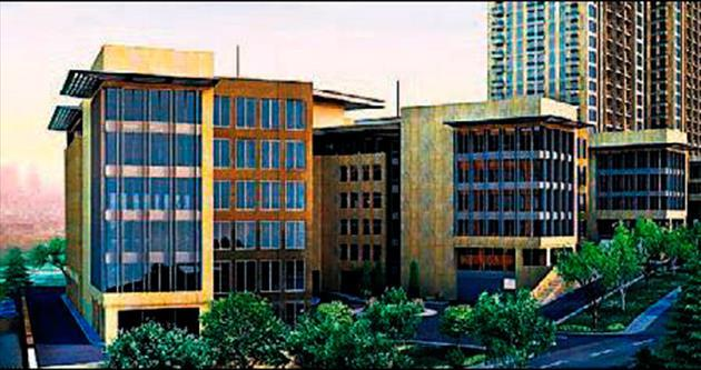 Eclipse Maslak Business ofislerinin % 45'i satıldı